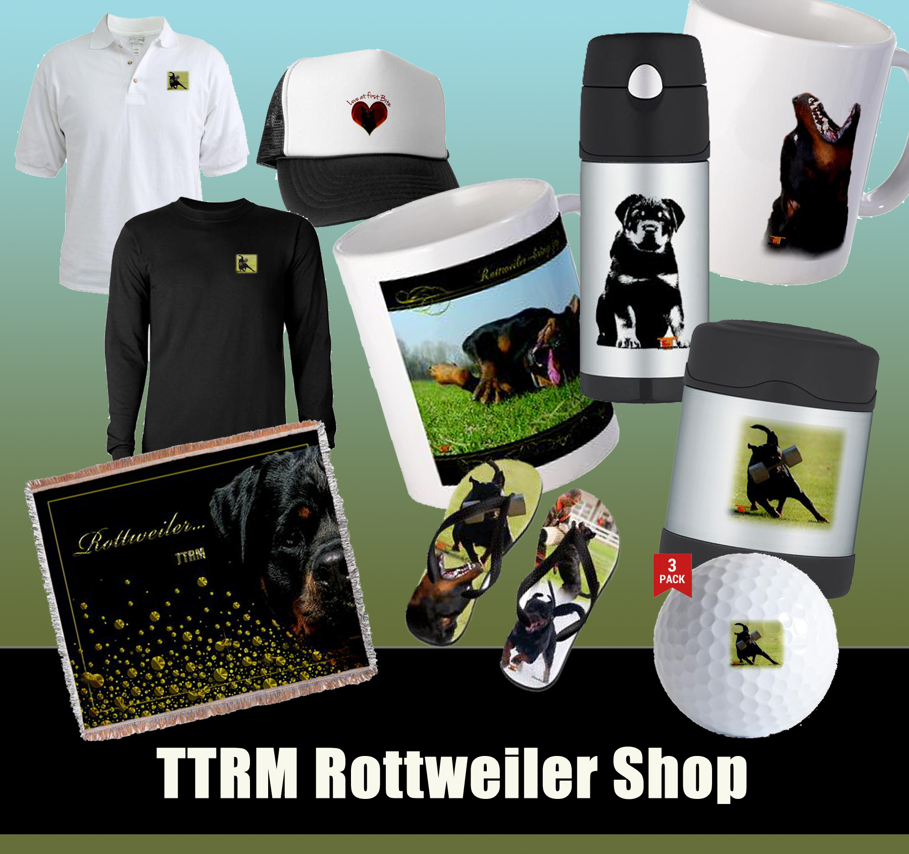 Purchase TTRM Merchandise