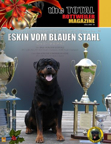 Issue 1 Of 2014 The Total Rottweiler Magazine