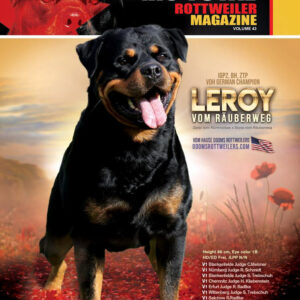 Total Rottweiller Magazine Volume 42