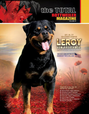 Total Rottweiler Magazine Volume 43