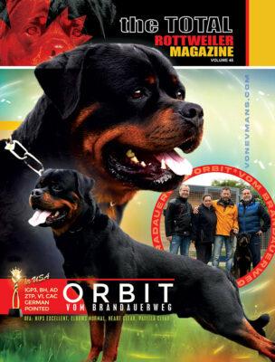 Total Rottweiler Magazine Volume 45
