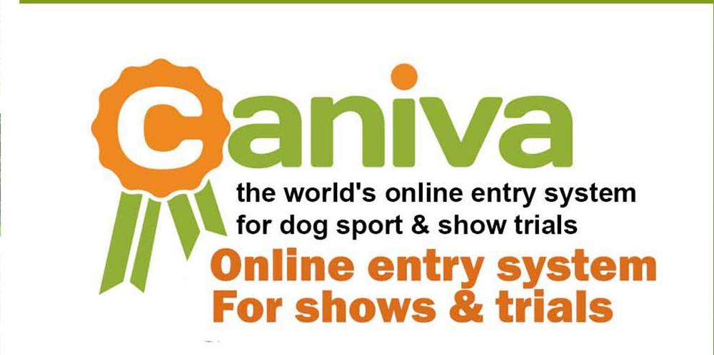 Caniva - event online entry system